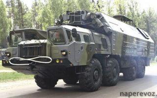 МАЗ 543: военная мощь СССР
