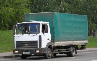 Надежный и современный грузовик Зубрёнок МАЗ модели 4370