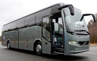 Вольво автобус — новый модельный ряд