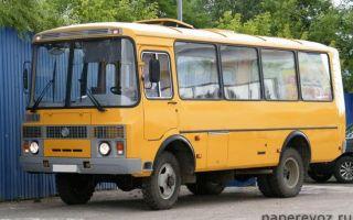 ПАЗ 3206 — автобус со своими характеристиками