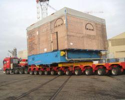 Допустимые габариты и максимальный вес грузов, перемещаемых посредством автоперевозок