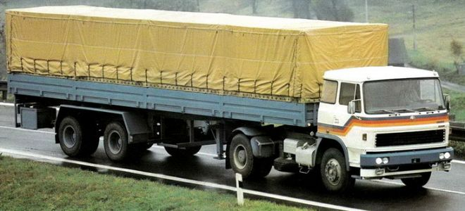 Шкода Лиаз — грузовик с техническими характеристиками