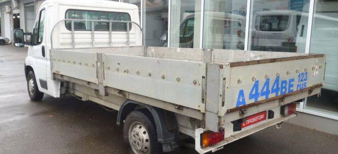 Фургон марки Пежо – символ комфорта и качества