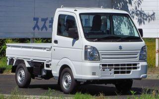 Suzuki carry — надежные и выносливые пикапы