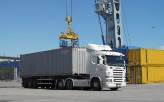Особенности и правила контейнерных перевозок