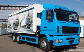 МАЗ КУПАВА — необычный фургон