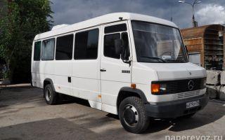 Автобус Мерседес — его роскошные представители