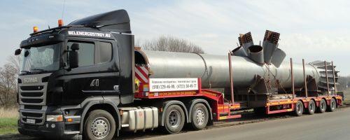 Правила перевозки негабаритных тяжеловесных грузов