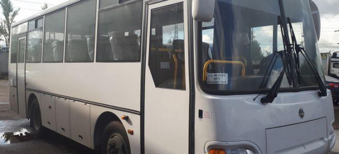 КаВЗ 4235 — автобус аврора