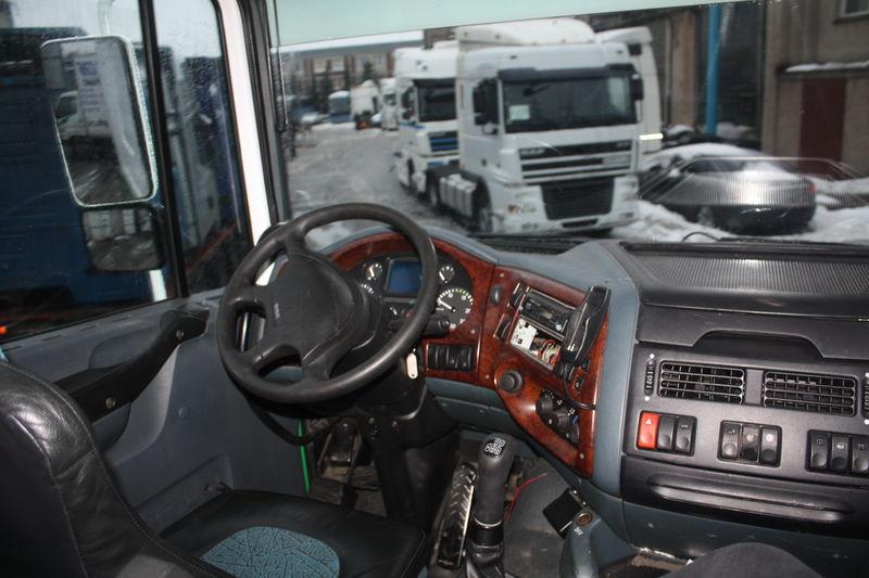 кабина DAF xf 95
