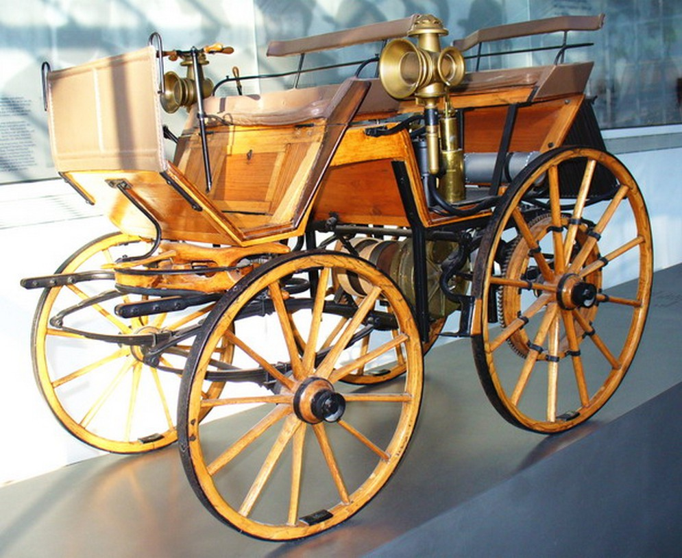 Карета 1886