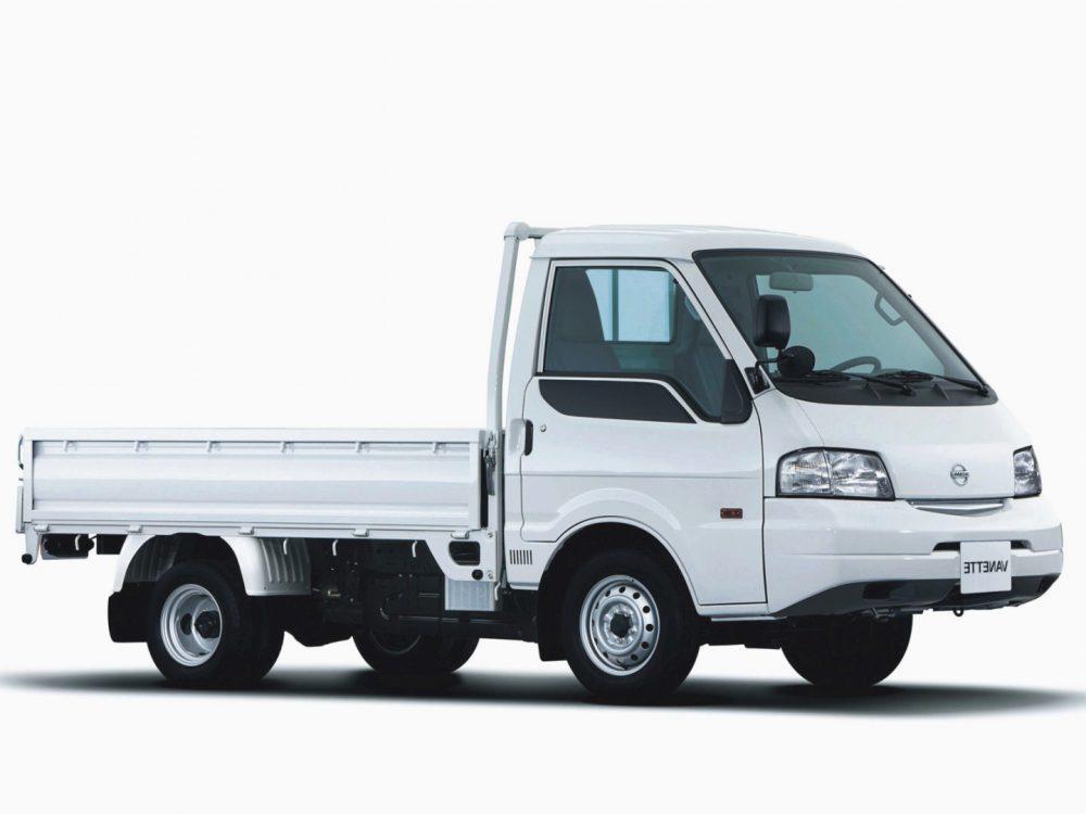 Малый грузовик nissan vanette