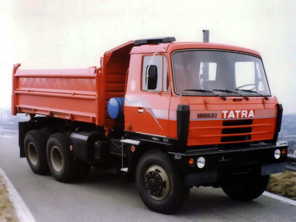 Татра 815