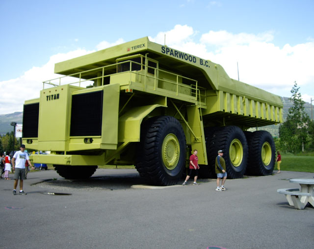 Титан грузовик