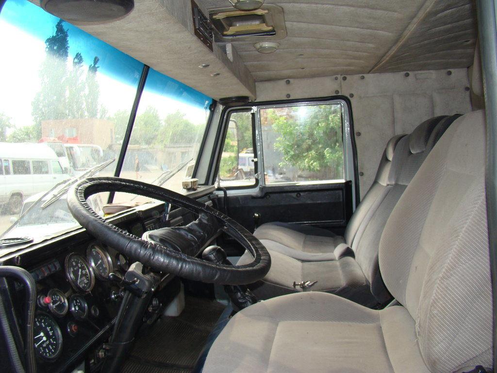 Кабина водителя Камаз 5320