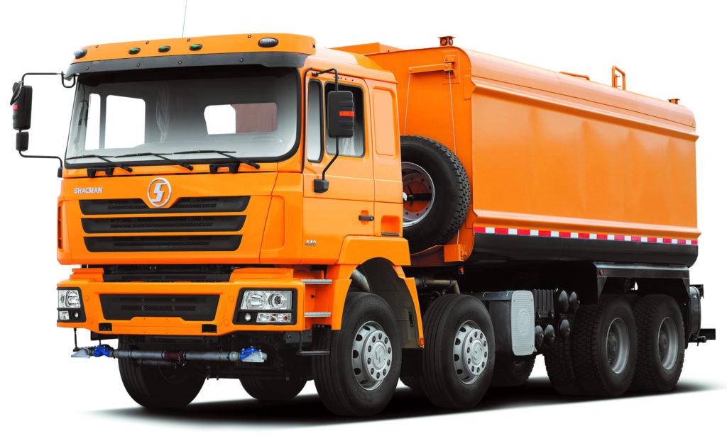 фото грузовики китайские