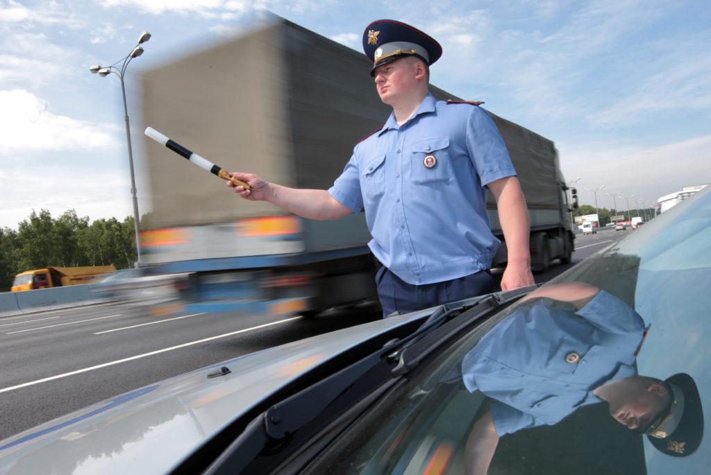 Штрафы за нарушения правил перевозки