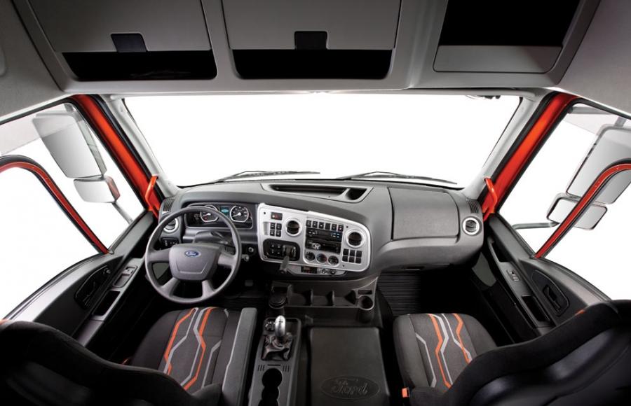 кабина форда карго