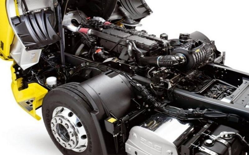 Двигатель грузовика Toyota