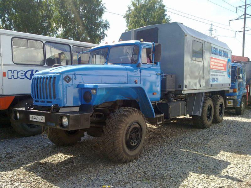 ural4320-40