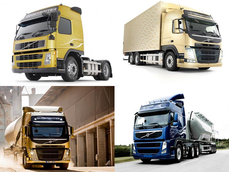 Универсальный грузовик Volvo FM