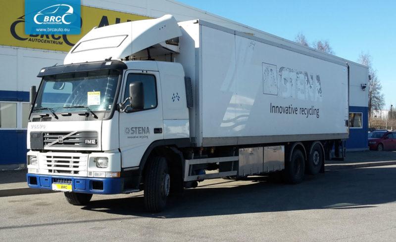 Volvo FM 2-го поколения