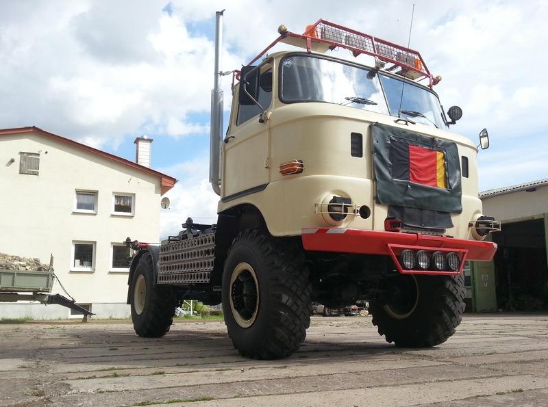 IFA-W50-L грузовик