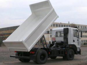 самосвал KrAZ-5401