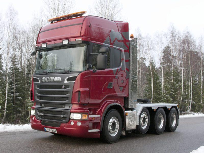 Scania R730 8x4