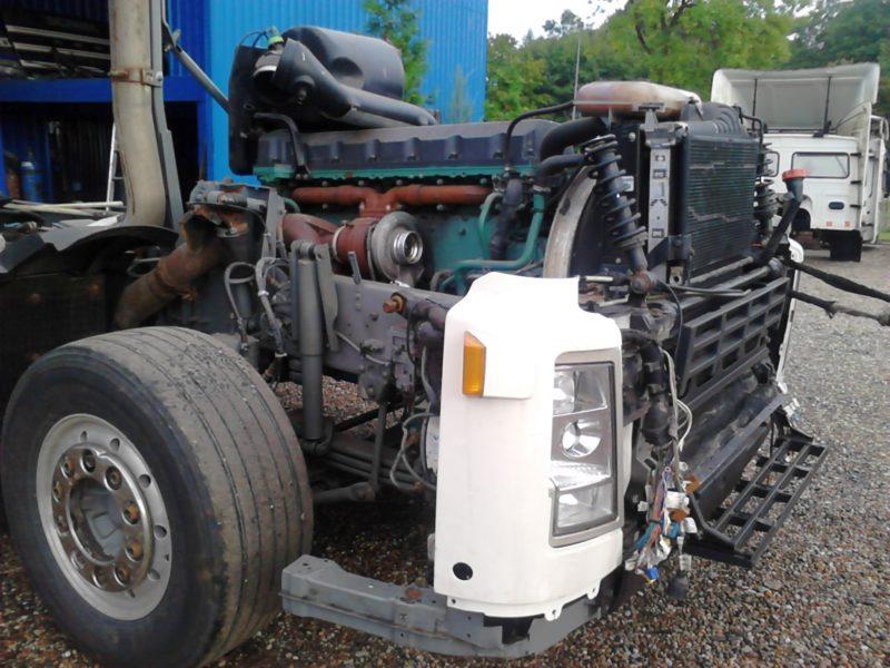 Двигатель Volvo FH
