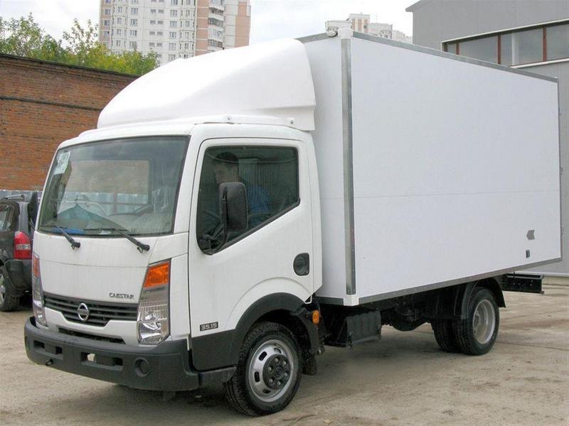 Nissan Cabstar фургон