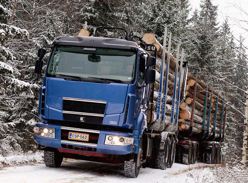 Современная модель 2010 года полной массой 74 тонны.