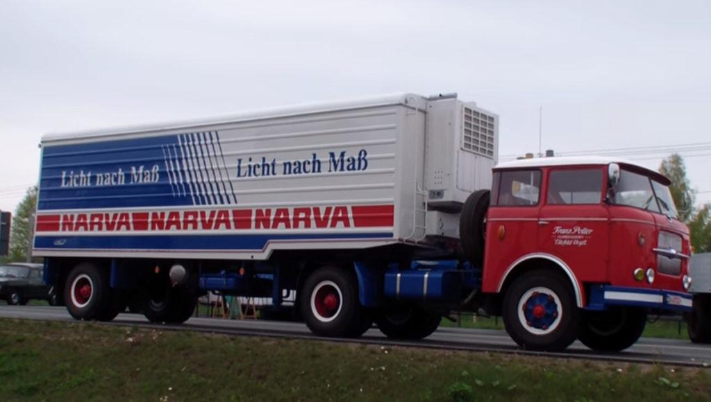 Шкода 706 до сих пор используется для грузоперевозок