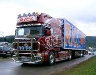 R 580 с кабиной Longline