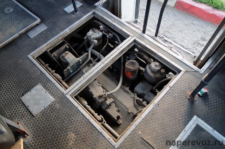 Двигатель Икарус 280