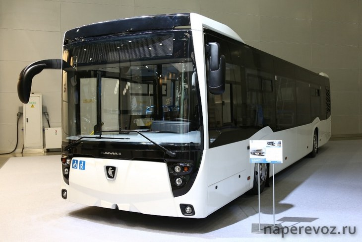 Автобус КамАЗ