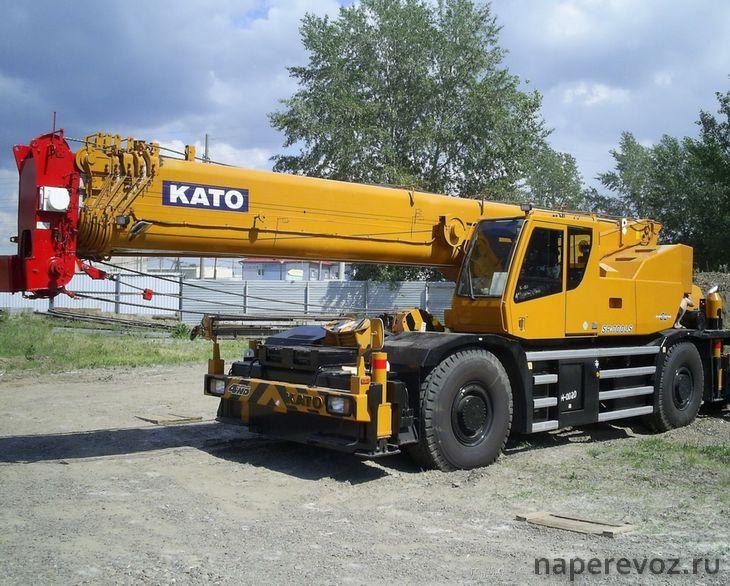 Автокран 25 тонн КАТО