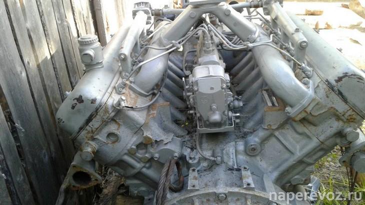 МАЗ 5432 Дигатель ЯМЗ-238