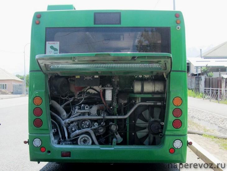 ЛиАЗ 4292 мотор