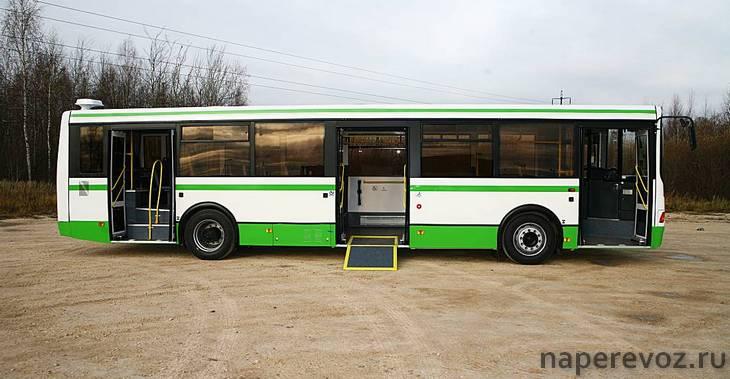 Автобус ЛиАЗ 5293