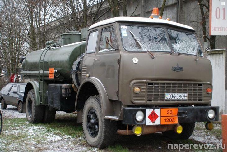 МАЗ 5334 бензовоз