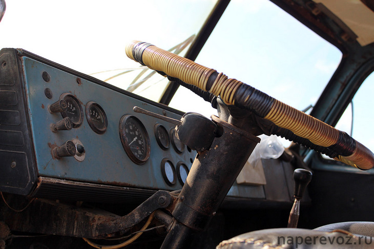 МАЗ 5334 рулевое