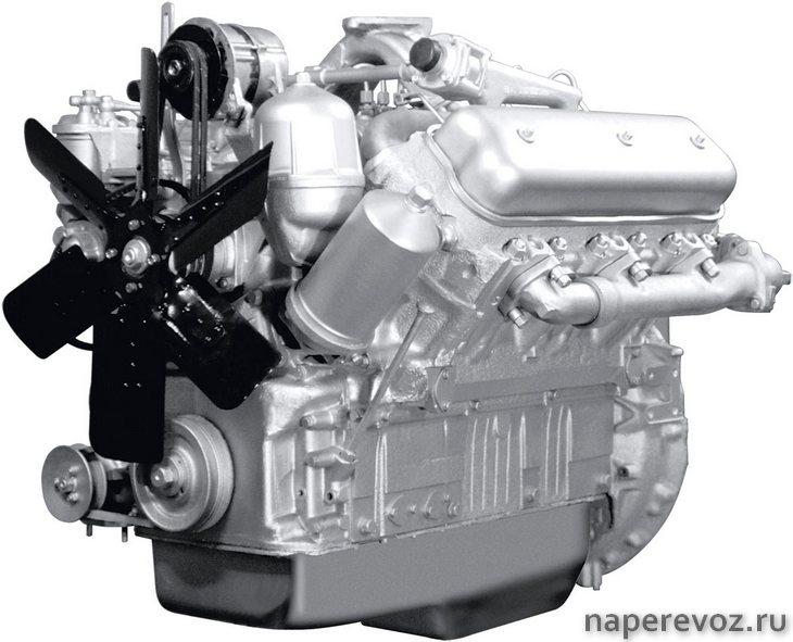 МАЗ 5337 двигатель