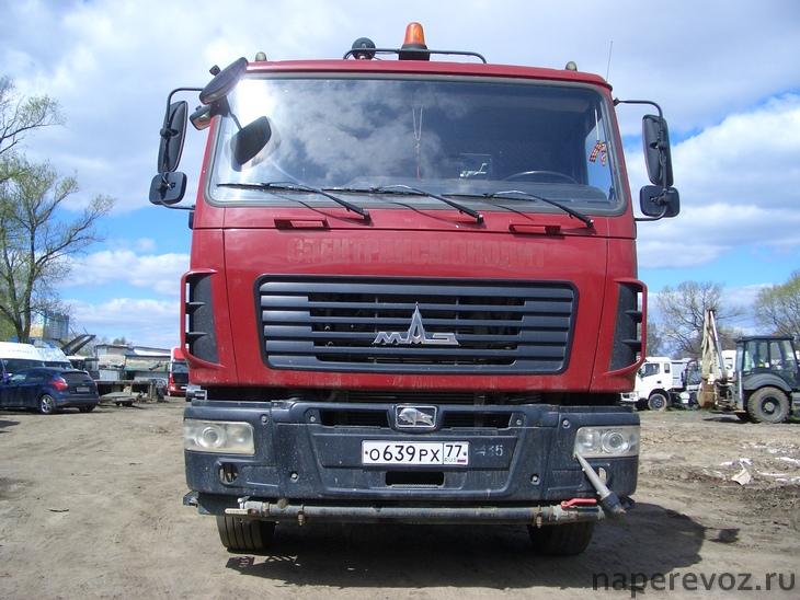 МАЗ-5340В2
