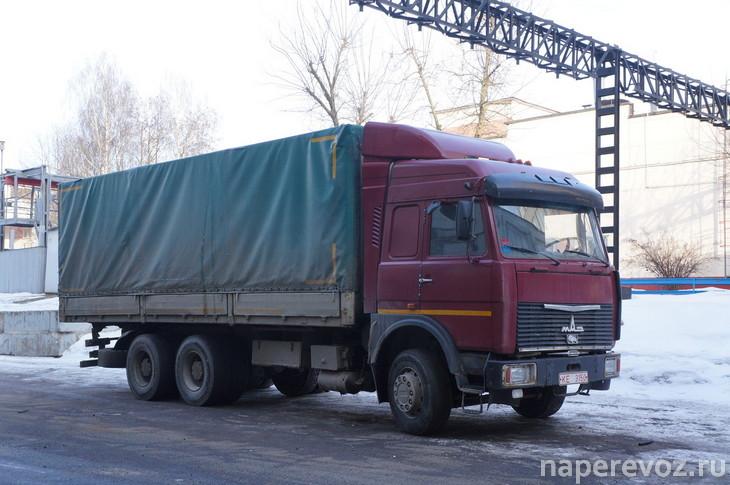 МАЗ 6303 фото