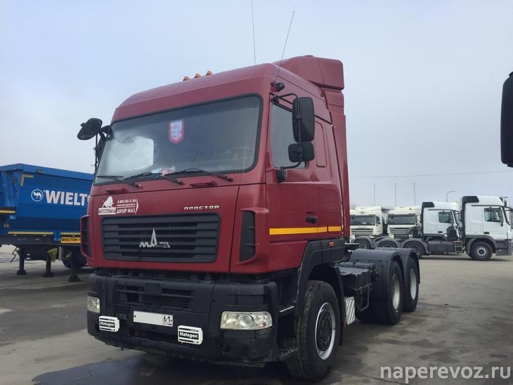 МАЗ 6430 В9