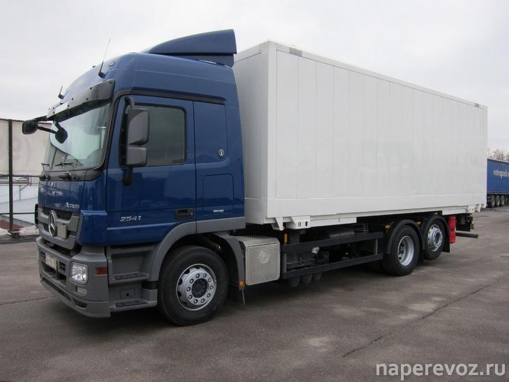 Мерседес грузовой