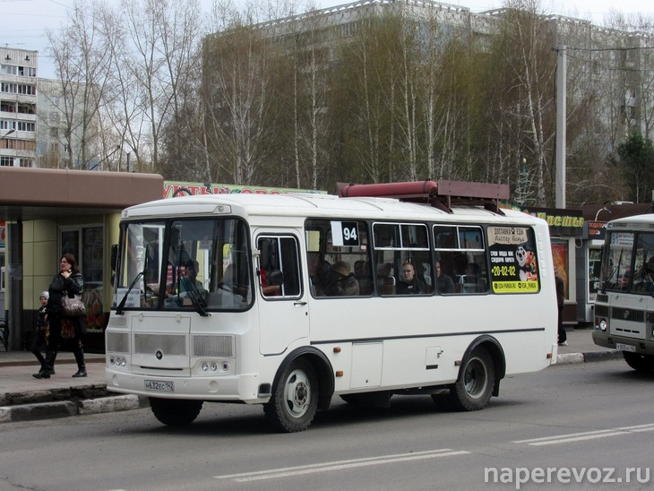 ПАЗ 32054