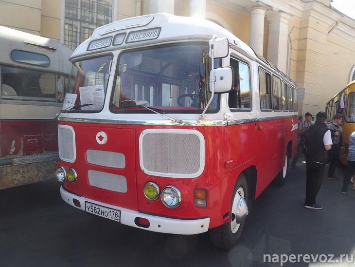 ПАЗ 672 М