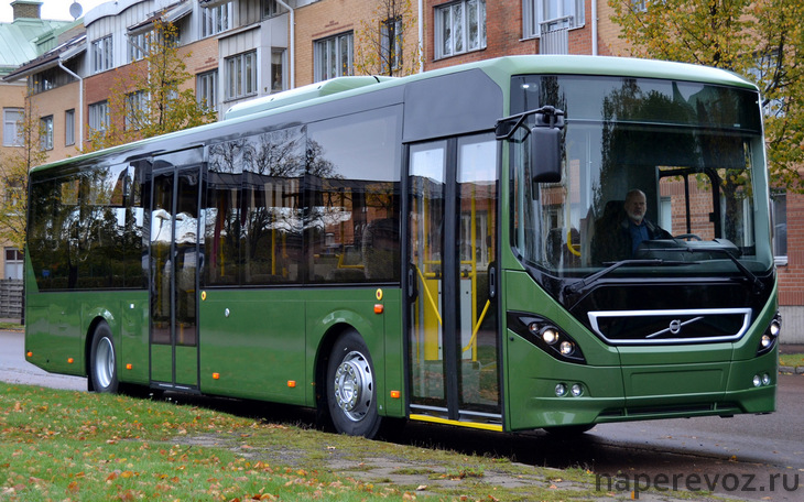 Вольво автобус 8900